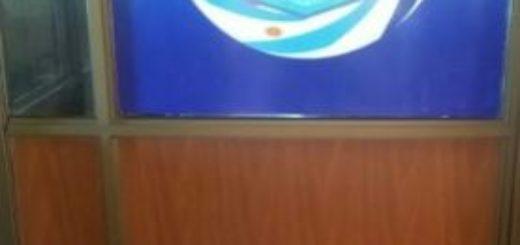 San Vicente: la policía recuperó varios elementos robados ocultos en el monte
