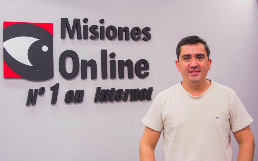 """José María Arrúa en Misiones Online: """"El programa #AhoraTurismo es una herramienta, un paliativo, un gesto para la familia misionera"""""""