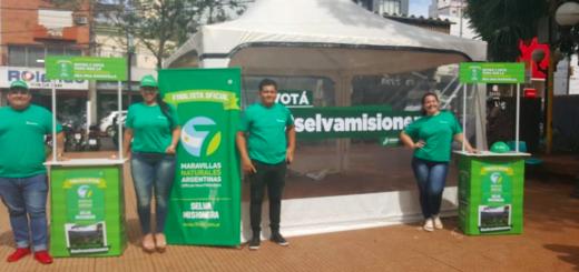 Chaco, Catamarca y Misiones intensifican sus campañas para convertirse en una de la 7 Maravillas Argentinas