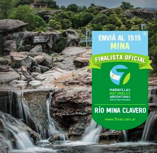Córdoba, Chaco, Jujuy  y Misiones pisan el acelerador y refuerzan sus campañas para ser una de las 7 Maravillas Naturales Argentinas
