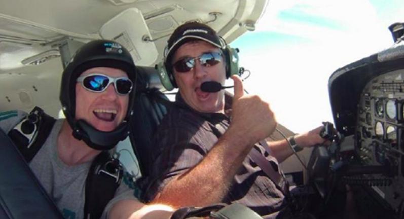 Se conocieron las últimas palabras del piloto de la avioneta de Emiliano Sala: «Estoy un poco oxidado»