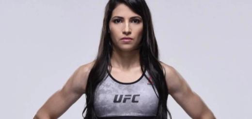 """Mala idea: intentó robar a una luchadora de UFC con un """"arma de cartón"""" y se llevó una paliza que no olvidará"""