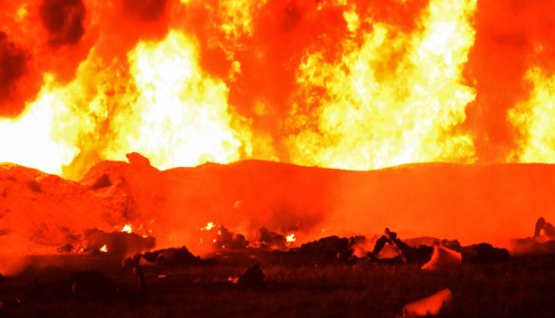 Explotó un ducto de combustible en México: 66 víctimas fatales hasta el momento
