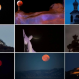 Eclipse de luna en Posadas: así se vio el fenómeno desde los telescopios de Astroamigos