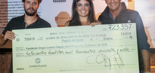 Más de $27 millones de pesos recaudados en el torneo de golf solidario de London Supply Group