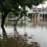 Temporal en Corrientes: hallaron el cuerpo del hombre que cayó a un arroyo con su auto en Paso de los Libres