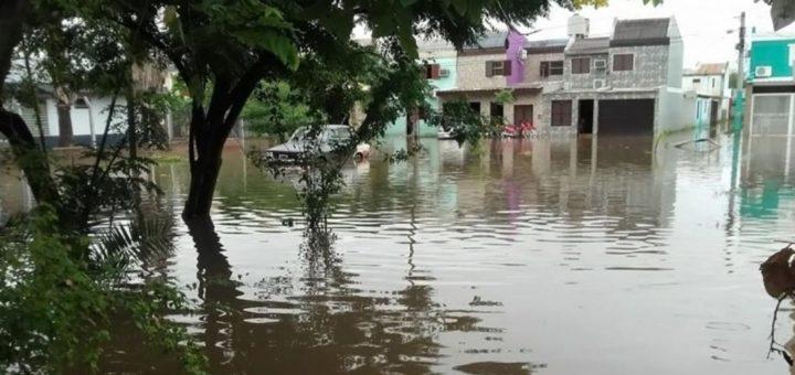 Consecuencia de los efectos climáticos extremos, el Litoral argentino ya registró tres víctimas fatales y graves daños en la producción