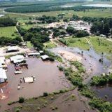 Por las inundaciones se registran distintos cortes de tránsito en Corrientes: el estado actual de las rutas