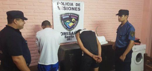 Dos detenidos por hechos de vandalismo y robo en el Polivalente 32 de Posadas