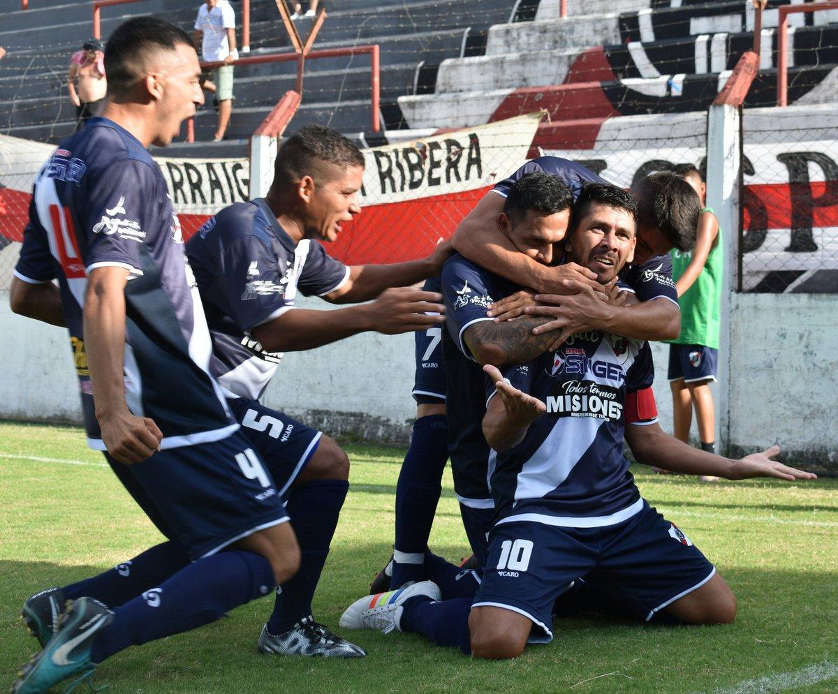 Regional Amateur: en el debut de ambos, Guaraní y Sporting no se sacaron diferencias