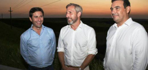 Frigerio anunció para los próximos meses la apertura del nuevo paso fronterizo entre Ituzaingó y Ayolas
