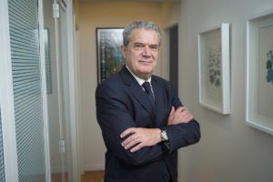 El experto en negocios forestales de la STCP Brasil, Iván Tomaselli, fue convocado por la Federación Económica de Corrientes