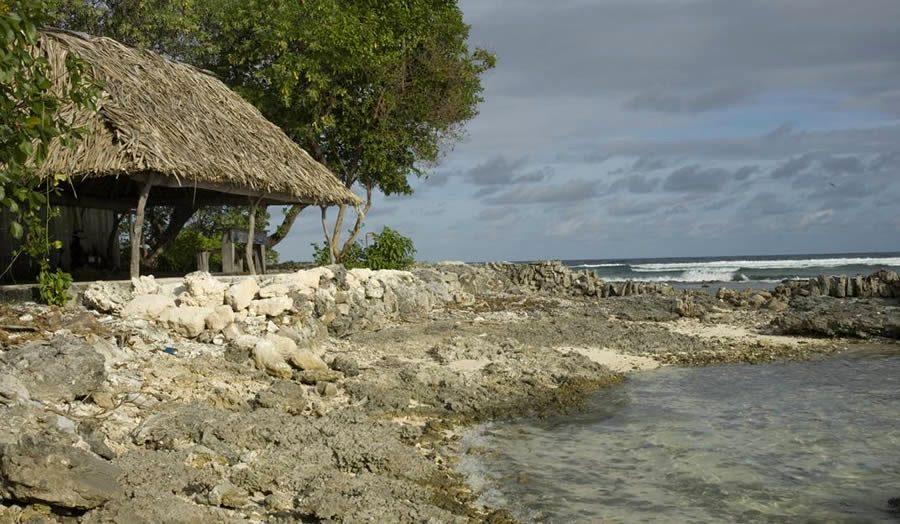 Kiribati, el país en el corazón del Pacífico Sur que desaparecerá por los efectos extremos del calentamiento global