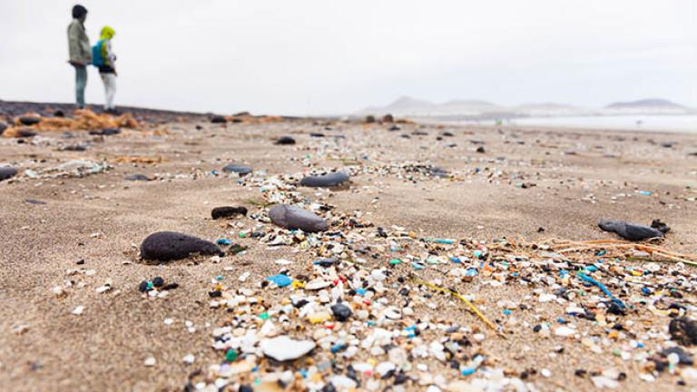 Científicos advierten que las micropartículas de plásticos son contaminantes y una amenaza creciente para el ambiente