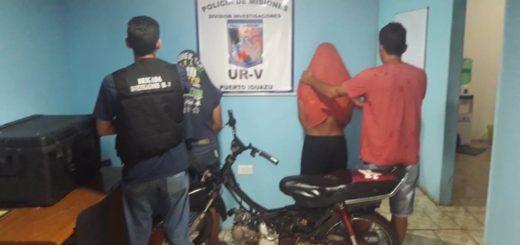 Iguazú: atraparon a un dúo acusado de haber intentado asaltar a una turista salteña