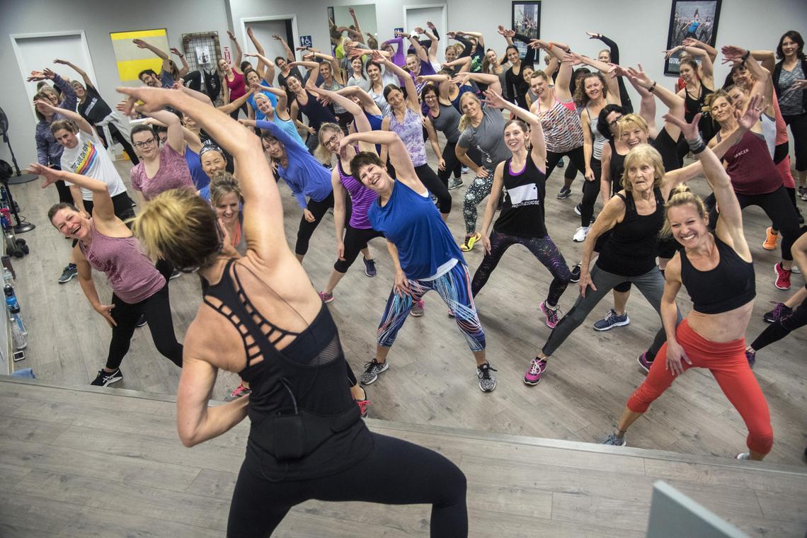 ¿Por qué Zumba es el ejercicio ideal para practicar a cualquier edad?
