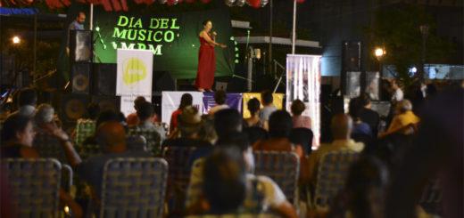 Músicos Populares Misioneros festejaron el Día del Músico con canto y baile