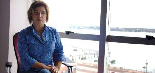 """Marta Ferreira en Misiones Online: """"Como mujer, me siento en un momento de creatividad y productividad para dar mucho a la sociedad misionera"""""""