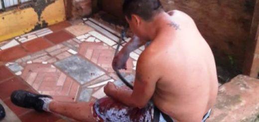 Posadas: Cuatro personas resultaron con heridas de arma blanca tras una gresca en el barrio San Jorge