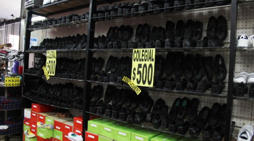 Temporada escolar: se acercan las clases y Misiones Online averiguó los mejores precios en calzado colegial