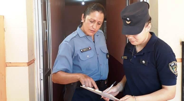 Hasta hoy, la Policía de Misiones registró 37 detenciones por violencia de género
