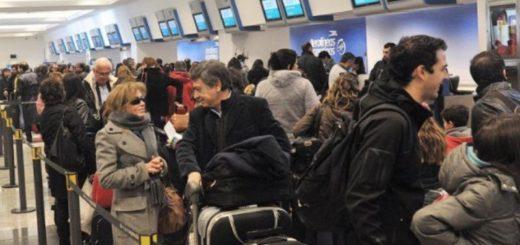 Récord histórico: el arribo de turistas extranjeros al país en noviembre, fue el mejor de los últimos años