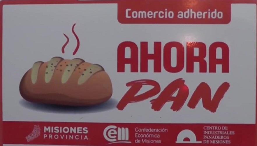 Esperan acordar la continuidad del #AhoraPan con un precio de 60 pesos por kilo