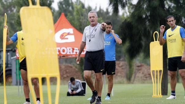 Boca Juniors: El primer equipo que paró Alfaro incluyó a dos juveniles
