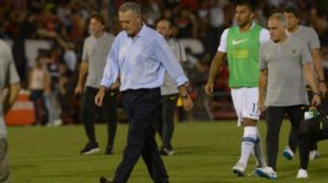 Benedetto rescató a Boca, que empató con Newell's en el debut de Alfaro