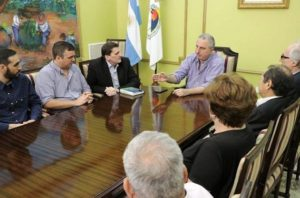 Presidentes de la CCIP y CEM coinciden en apoyar la medida del Gobierno provincial de cubrir subsidio en transporte y energía
