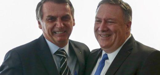 Bolsonaro ofreció a EE.UU. abrir una base militar en territorio de Brasil