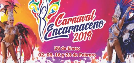 Este sábado será la noche inaugural de los carnavales encarnacenos 2019: esperan a miles de turistas de la región