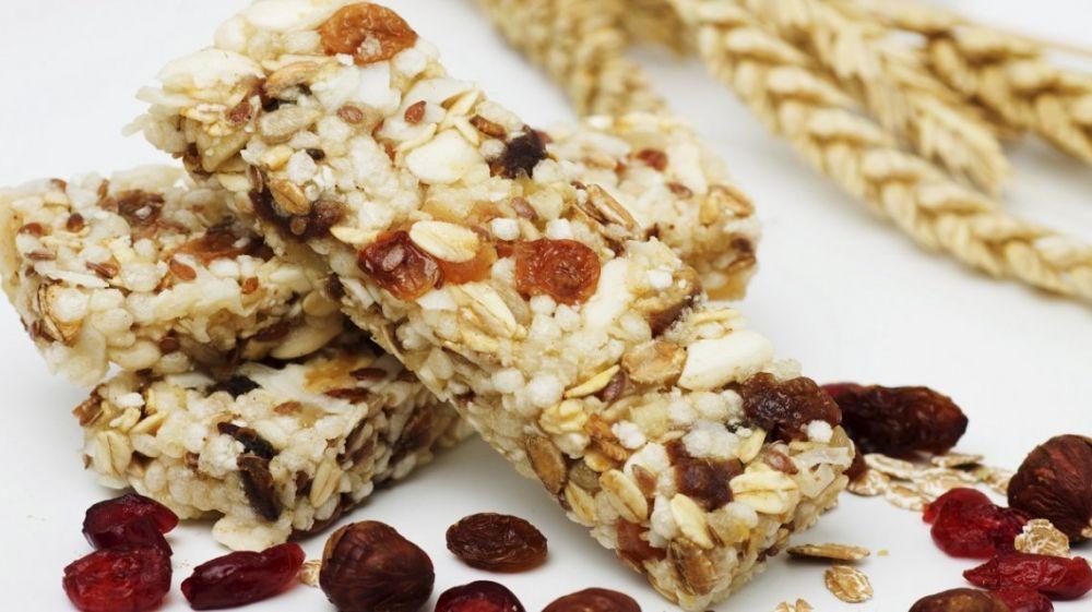 Prohibieron laventa y distribución de tres marcas de barras de cereal