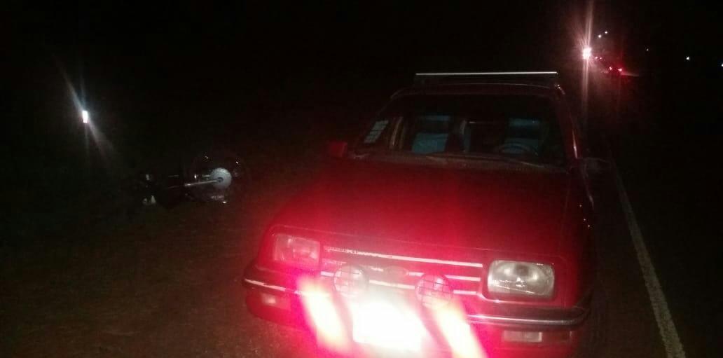 Falleció un motociclista de San Javier que se había lesionado en un choque