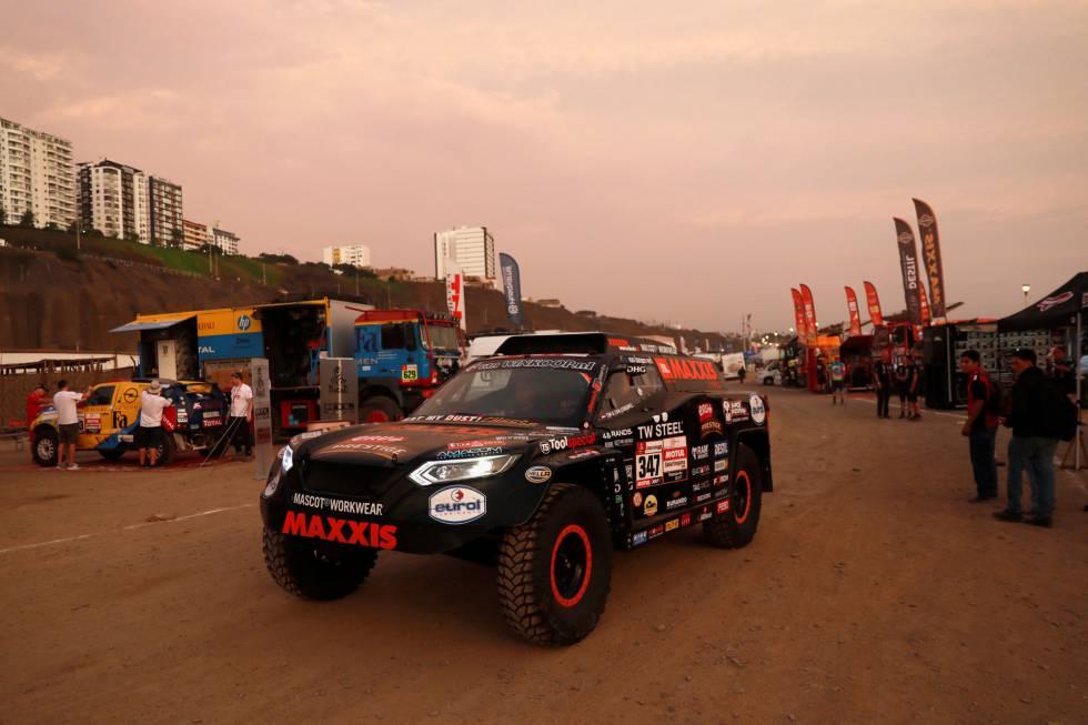 Arrancó el Rally Dakar 2019: todo lo que tenés que saber