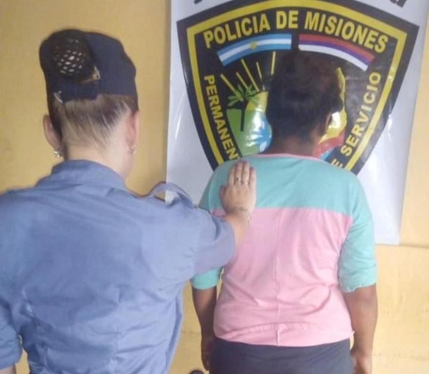 Atrapan en Jardín a una mujer acusada de haber provocado intencionalmente un incendio en Puerto Rico