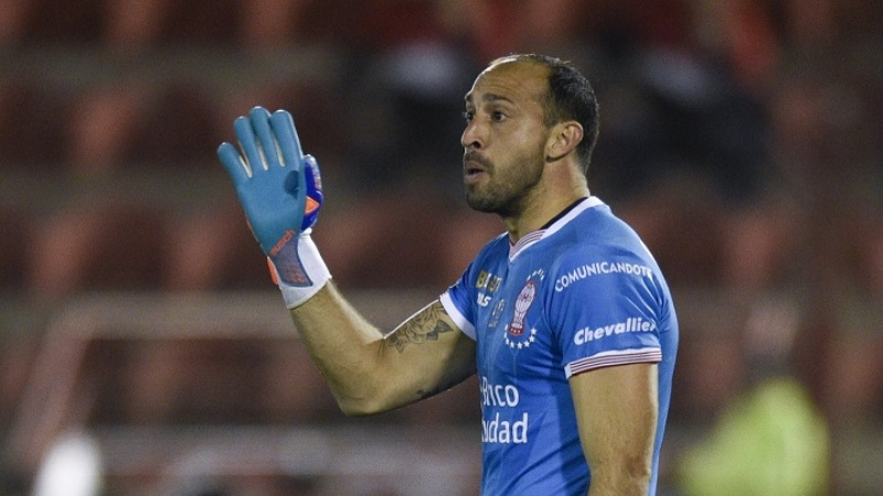 El arquero Marcos Díaz será refuerzo de Boca Juniors