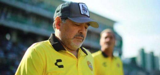 """""""Me hice resonancias, no pasó nada"""", explicó Diego Maradona sobre su salud"""