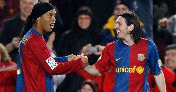 Copa América 2019: Ronaldinho y un pedido especial para su amigo Messi