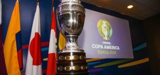 Hoy se sortea la Copa América Brasil 2019: hora, TV y todo lo que tenés que saber