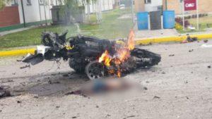 Colombia: 9 muertos y 48 heridos luego de la explosión de un coche bomba en escuela de Policía