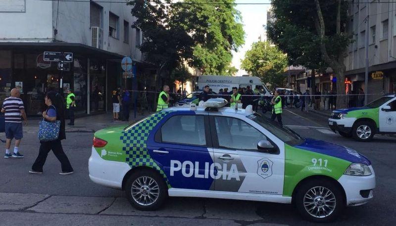 Femicidio: una mujer policía fue asesinada por su ex pareja en pleno centro de Mar del Plata