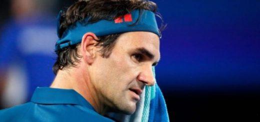Roger Federer eliminado del Australian Open: cayó ante Stefanos Tsitsipas