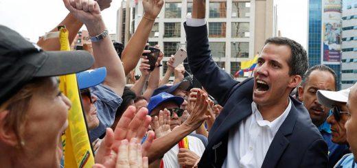 Guaidó anunció que podría ofrecerle a Nicolás Maduro una amnistía si deja el Gobierno