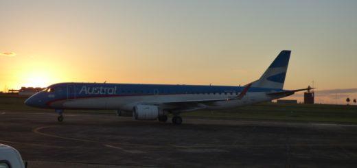 El tráfico de pasajeros en el aeropuerto de Iguazú aumentó un 36,4 por ciento en diciembre