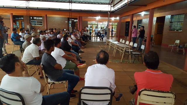 Insisten con la propuesta de municipalización de Terciados Paraíso