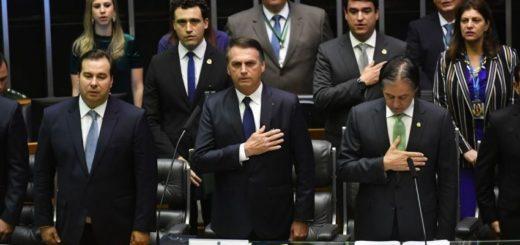 Bolsonaro juró como presidente de Brasil y abre una nueva era en el vecino país