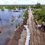 """Experto del clima de Wheather Wise advirtió que las intensas lluvias afectarán al Litoral hasta abril y pronosticó que Chaco y Corrientes quedarían """"bajo agua"""""""