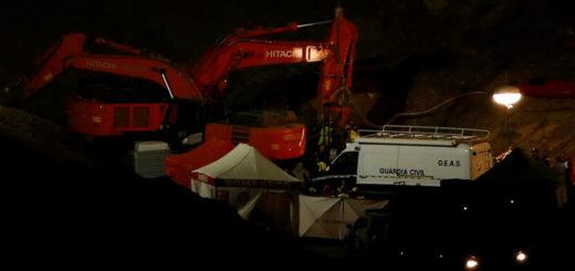 España: tras 12 días, encontraron muerto a Julen, el nene que se había caído a un pozo