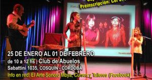 La música y la danza misionera están presentes en el Festival Nacional del Folklore Cosquín 2019